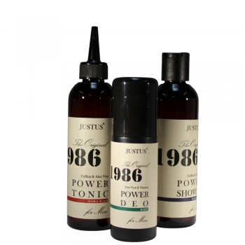 POWER 1986 Shower, Tonic, Deo - Vorteilspack
