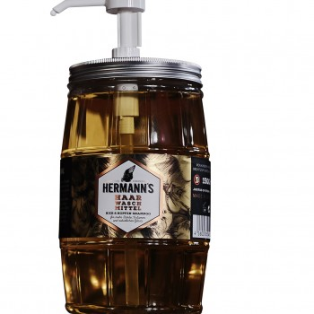HERMANN´S Biershampoo im Faß 1500ml